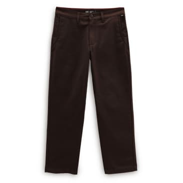 Vans Authentic Chino Glide Relaxed Tapered Pant Demitasse
