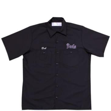 Peels NYC Goth Shirt - Black