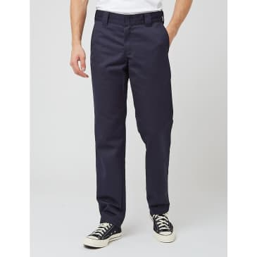 Carhartt-WIP Master Pant (Relaxed Tapered Fit) - Dark Navy Blue Rinsed