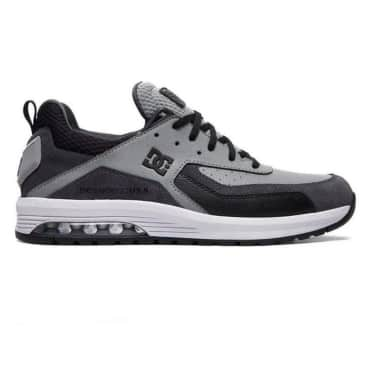 DC Shoes Vanium SE Grey/Grey/Black Shoes