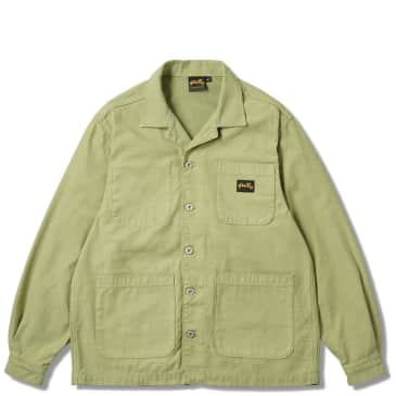 Stan Ray Painters Jacket - Olive Sateen