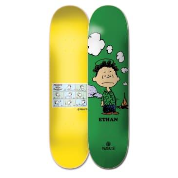 "Element Ethan Loy Roy Peanuts Skateboard Deck - 8.46"""