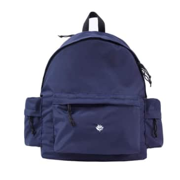 Magenta Backpack - Navy