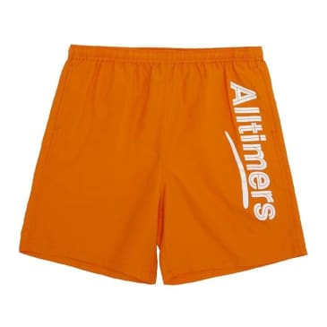 Alltimers Swum Shorts - Orange