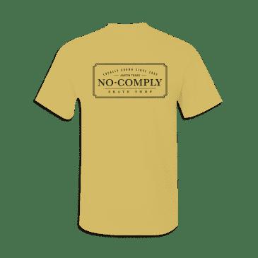 No-Comply Locally Grown Shirt