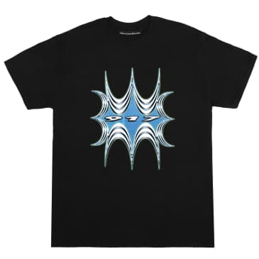 Call Me 917 Hyper Splash T-Shirt - Black
