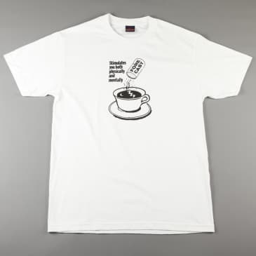 Fore-Cast 'Stimulation' T-Shirt (White)