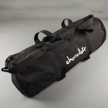 Chocolate Duffle Bag (Black)