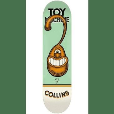 """Toy Machine- CJ Collins Deck 8.25"""""""