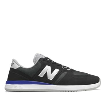 New Balance Numeric 420 Skate Shoe - Black / Royal Blue