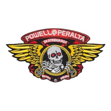 """Powell Peralta Winged Ripper Patch 5"""""""