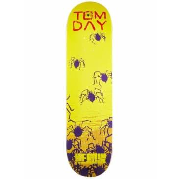 Heroin Tom Day Giallo Deck - 8.5