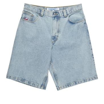 Polar Skate Co Big Boy Shorts - Light Blue