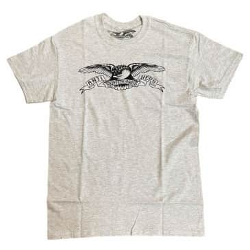 Anti Hero Tee Eagle Ash Heather
