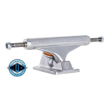 Independent 139 Polished Mid Trucks (1 Pair)