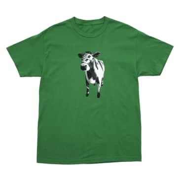 Bronze 56k Cow T-Shirt - Kelly Green