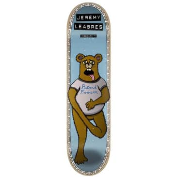 """Toy Machine Leabres Insecurity Skateboard Deck 8"""""""