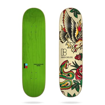 "PLAN B SHECKLER TRADITIONAL DECK 8.0"" X 31.75"""