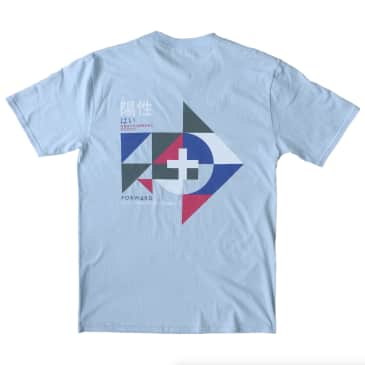 Forw4rd - Positivity Yes - Light Blue