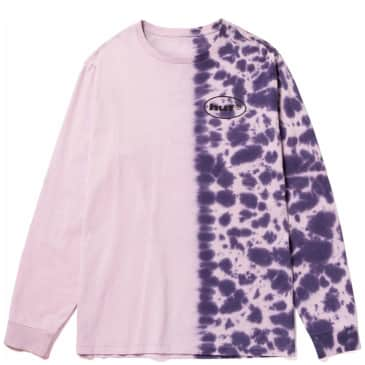 HUF Ellis Long Sleeve T-Shirt - Violet