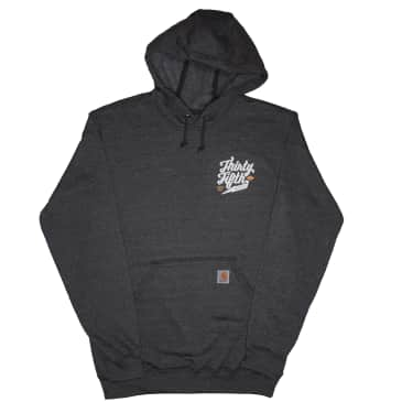 35th North Barr Carhartt Charcoal Hooded Sweatshirt