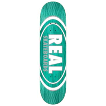 Real Oval Pearl Pattern Slick Deck- 8.25