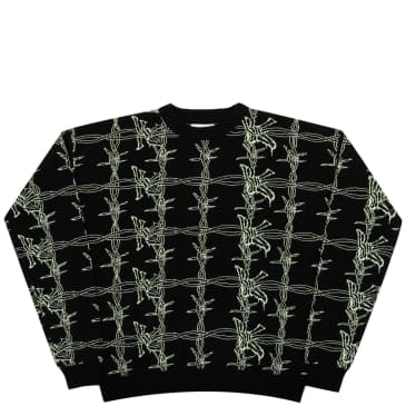 Yardsale Barbera Knit - Black / Green