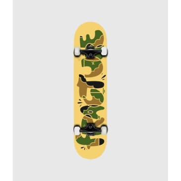 Fracture Skateboards x YEH COOL Desert Complete Skateboard 8.25""