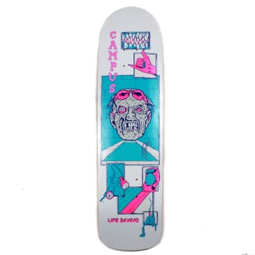 Campus x French Collaboration Shaped Deck - 8.5""