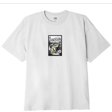 OBEY Snakes Classic T-Shirt - White