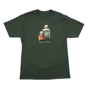 Bronze 56k Fragrance T-Shirt - Forest Green