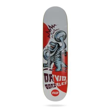 Flip Skateboards Gonzales Tin Toys Skateboard Deck - 8.00