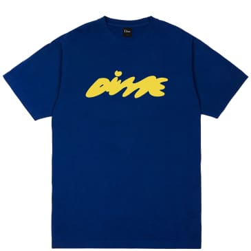 Dime Bubbly T-Shirt - Navy