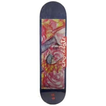 Chocolate Skateboards Espana One Off Jesus Fernandez Skateboard Deck - 8.00