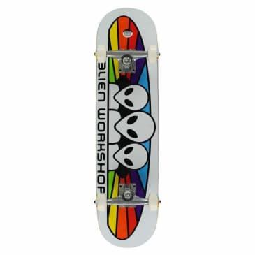 "Alien Workshop complete Skateboard - 8"""