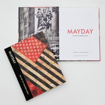 OBEY May Day Book