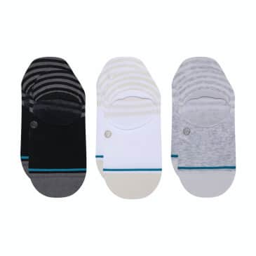 Stance Sensible Two 3 Pack No Show Socks