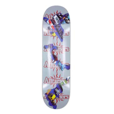 """Alltimers Vacation Cars Deck - 8.5"""""""