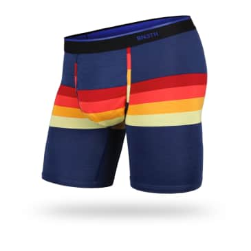 BN3TH CLASSIC BOXER BRIEF - RETROSTRIPE NAVY