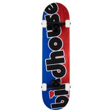 Toy Logo (Red/Blue) Stage 3 Complete Skateboard 8.0