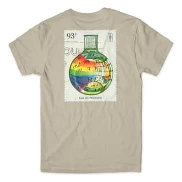 Girl Skateboards - Postal OG T-shirt.