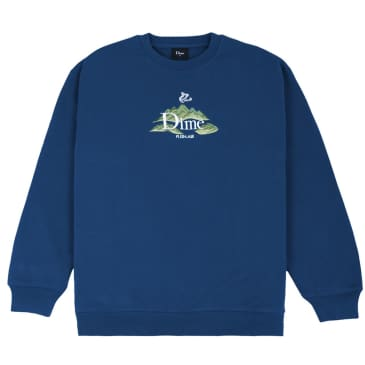 Dime - Plein Air Crewneck - Navy