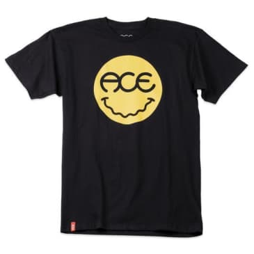 Ace Trucks Feelz T-Shirt Black