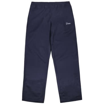 Dime Twill Pants - Navy