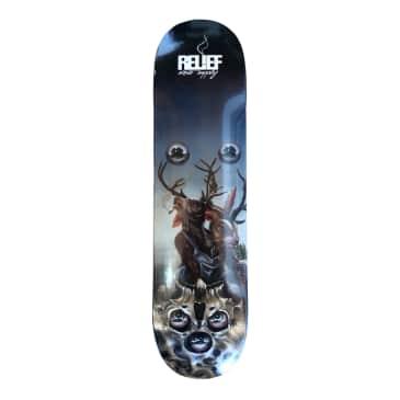 Relief Skate Supply x Brady Willmott Deck