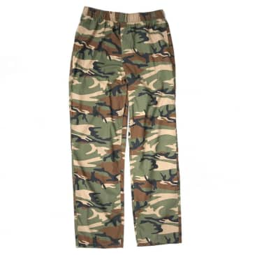 Brixton Steady Elastic WB Pants - Woodland Camo