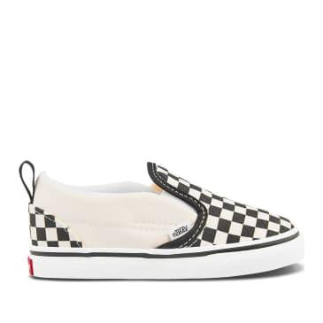 Vans TD Slip On V Shoes - Checkerboard