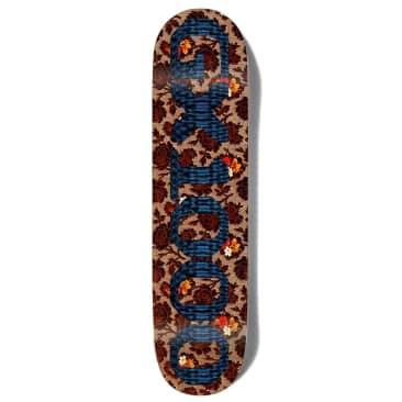 """GX1000 OG Blue Scales Skateboard Deck - 8"""""""