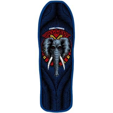 """Powell Peralta Vallely Elephant Skateboard Deck Navy - 10"""""""