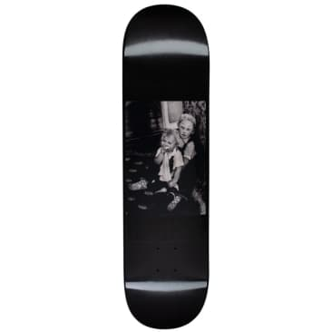 """Hockey Jeanne Skateboard Deck - 8.18"""""""